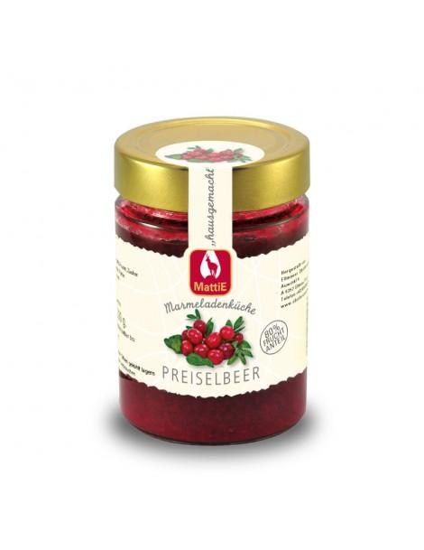 Preiselbeere Marmelade