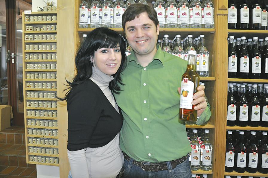 Ramona und Matthias Erber